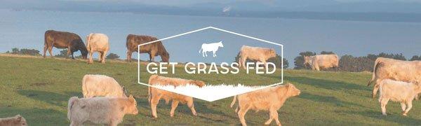 GET GRASS FED